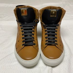 MCM Visetto High Top Shoes